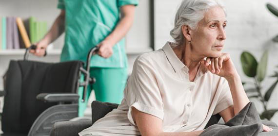 Depressão em idosos: como identificar e amenizar