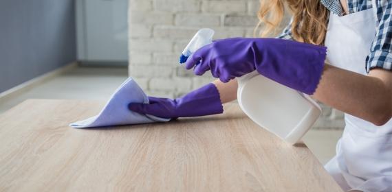 Onde os germes se escondem na sua casa e como eliminá-los?