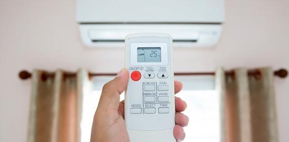 Ar-condicionado – como aproveitar o ar gelado e manter a saúde em dia