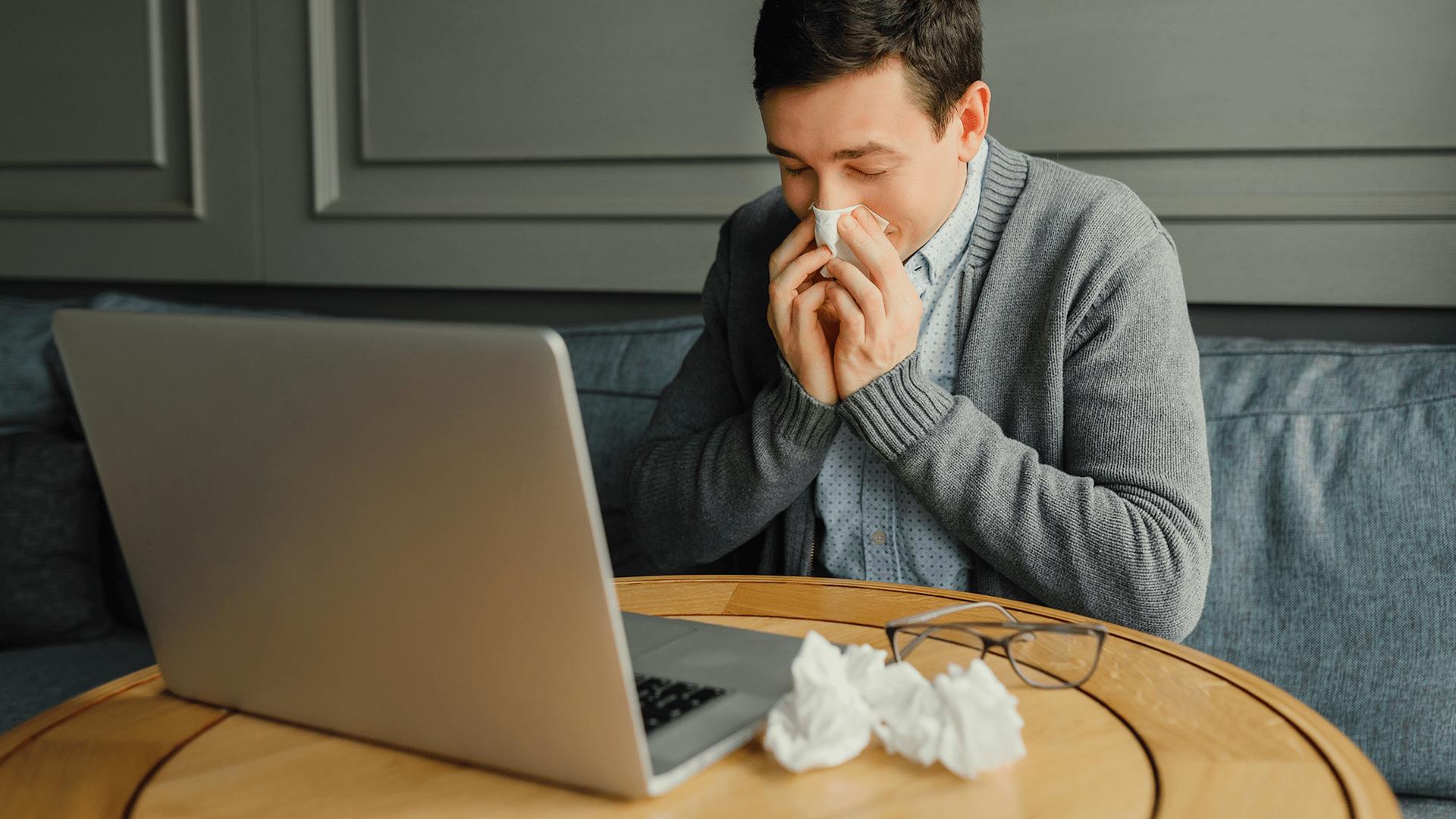 Coronavírus no local de trabalho? Saiba como prevenir