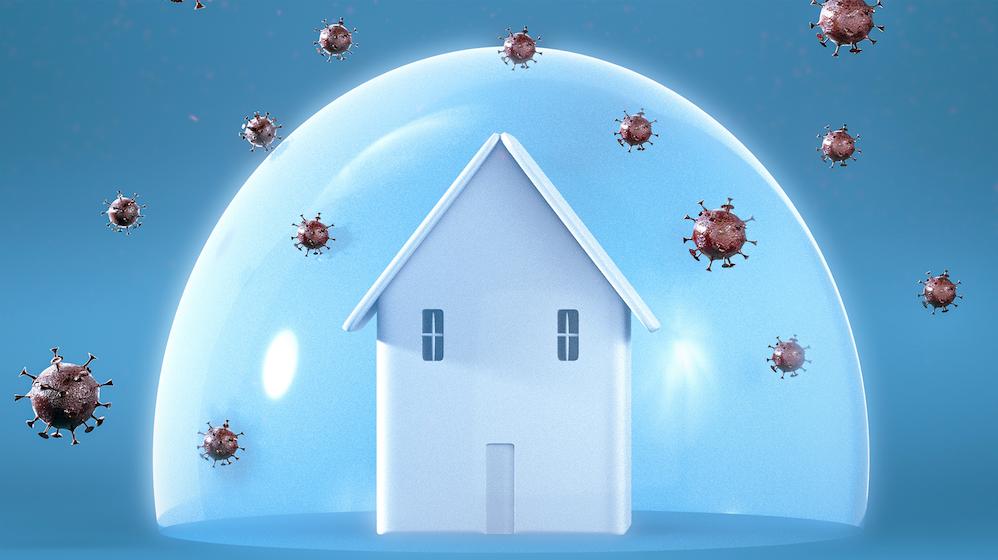 O que fazer para evitar que o coronavírus entre em sua casa